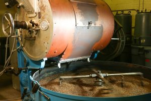 Charleston Coffee Roasters - Roasting Q&A with Chief Roaster Lowell Grosse